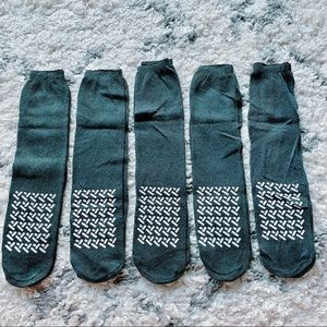 NEW Unisex Travel Socks, Set of 5